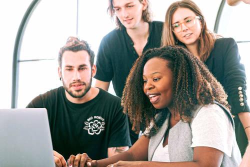 HR Lösungen Xerox DocuShare Software Digitalisierung